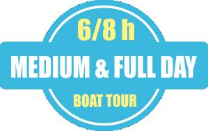 Private boat tours